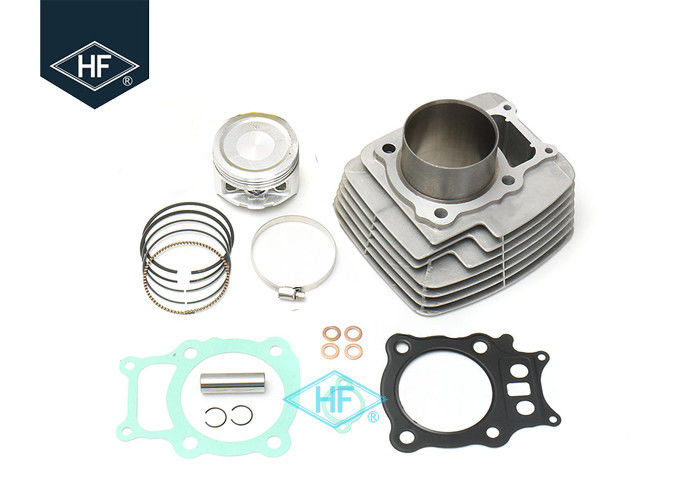 Aluminium Motorcycle Cylinder Kit For Honda Rancher TRX350 Sliver Color